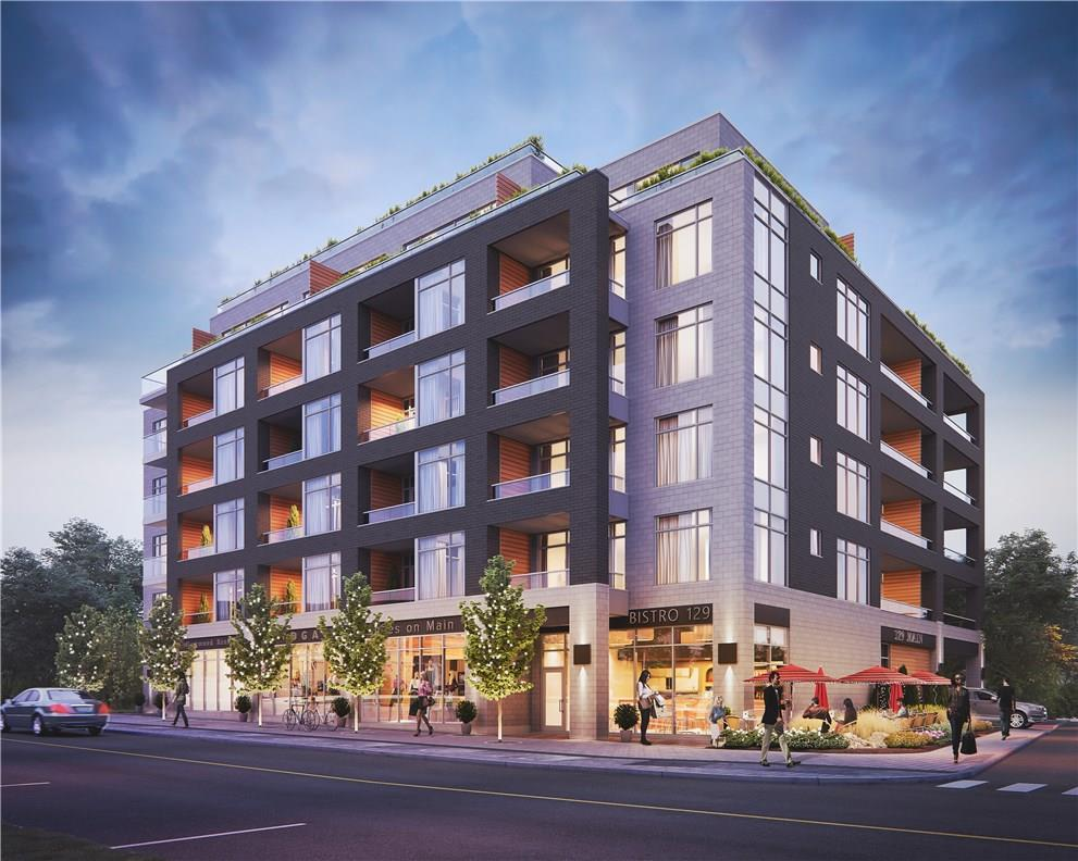 Removed: 411 - 129 Main Street, Ottawa, ON - Removed on 2019-10-16 06:18:06