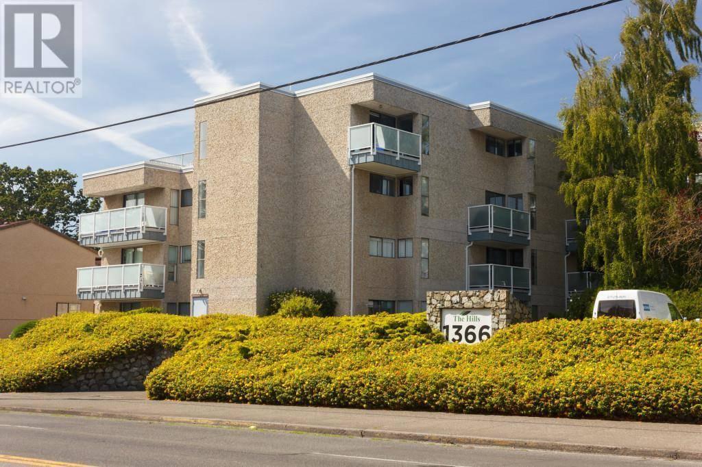 Condo for sale at 1366 Hillside Ave Unit 411 Victoria British Columbia - MLS: 417329