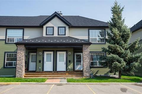 Townhouse for sale at 140 Sagewood Blvd Southwest Unit 411 Airdrie Alberta - MLS: C4247563