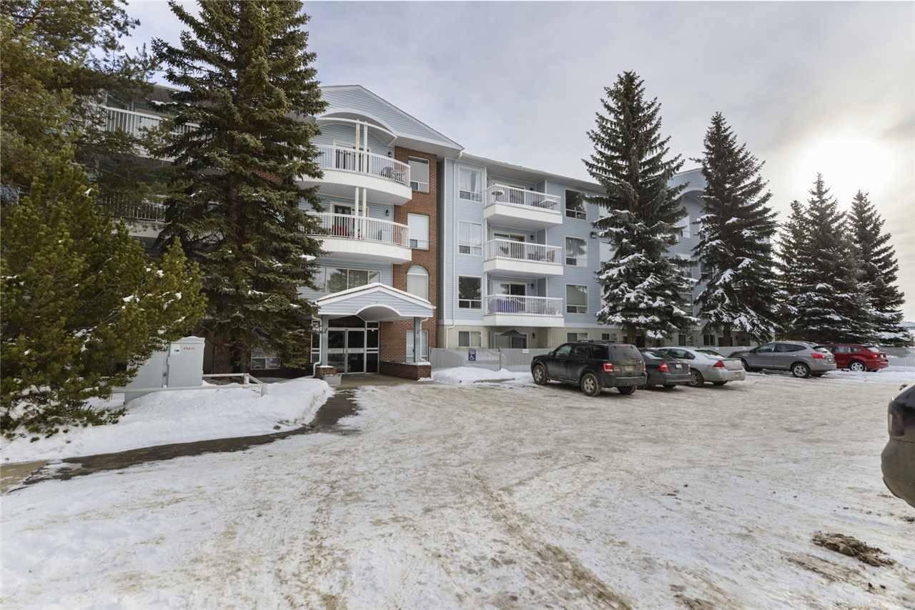 Condo for sale at 15503 106 St Nw Unit 411 Edmonton Alberta - MLS: E4185591