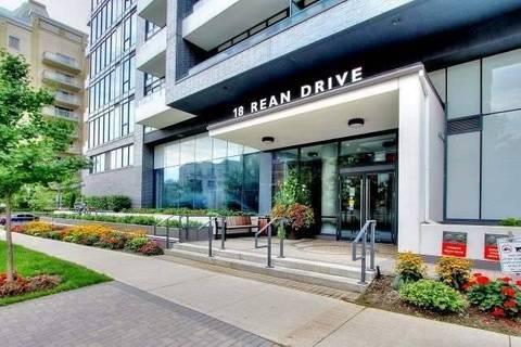 Condo for sale at 18 Rean Dr Unit 411 Toronto Ontario - MLS: C4518510