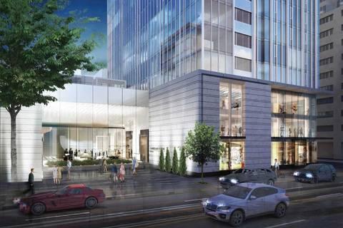 Apartment for rent at 188 Cumberland St Unit 411 Toronto Ontario - MLS: C4639927