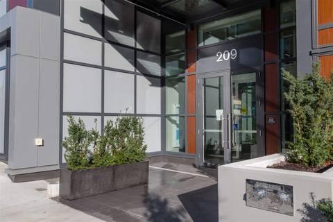Condo for sale at 209 7th Ave E Unit 411 Vancouver British Columbia - MLS: R2396064