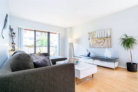 Condo for sale at 2120 2nd Ave W Unit 411 Vancouver British Columbia - MLS: R2394597
