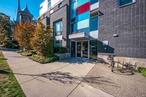 Condo for sale at 2511 Quebec St Unit 411 Vancouver British Columbia - MLS: R2412454