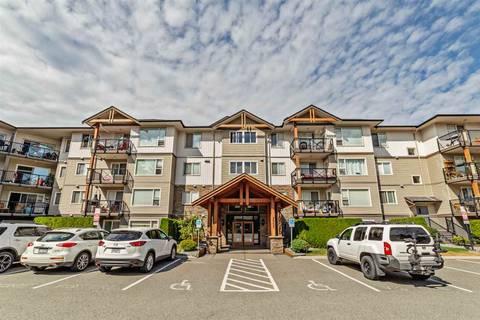 Condo for sale at 2955 Diamond Cres Unit 411 Abbotsford British Columbia - MLS: R2396008