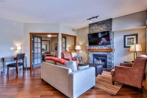 Condo for sale at 30 Lincoln Pk Unit 411 Canmore Alberta - MLS: C4291360
