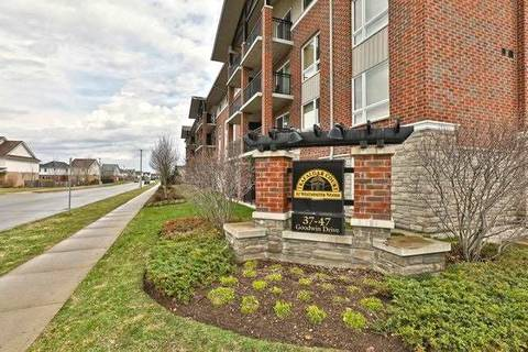 Condo for sale at 39 Goodwin Dr Unit 411 Guelph Ontario - MLS: X4427740
