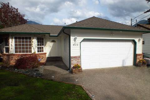 House for sale at 411 3rd Ave Hope British Columbia - MLS: R2362787