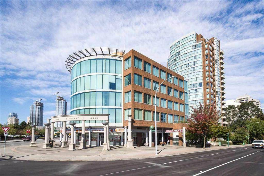 Commercial property for lease at 4885 Kingsway  Apartment 411 & 412 Burnaby British Columbia - MLS: C8029640