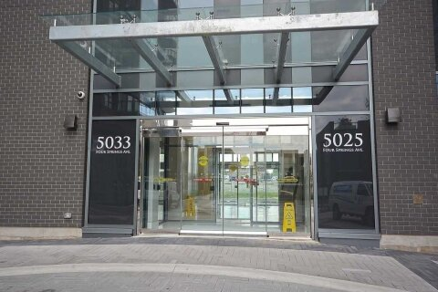 Apartment for rent at 5033 Four Springs Ave Unit 411 Mississauga Ontario - MLS: W5003380