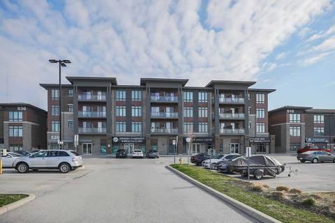 Condo for sale at 520 North Service Rd Unit 411 Grimsby Ontario - MLS: X4744941