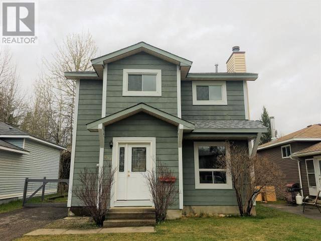 House for sale at 411 Bergeron Dr Tumbler Ridge British Columbia - MLS: 175985