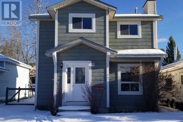 House for sale at 411 Bergeron Dr Tumbler Ridge British Columbia - MLS: 184491