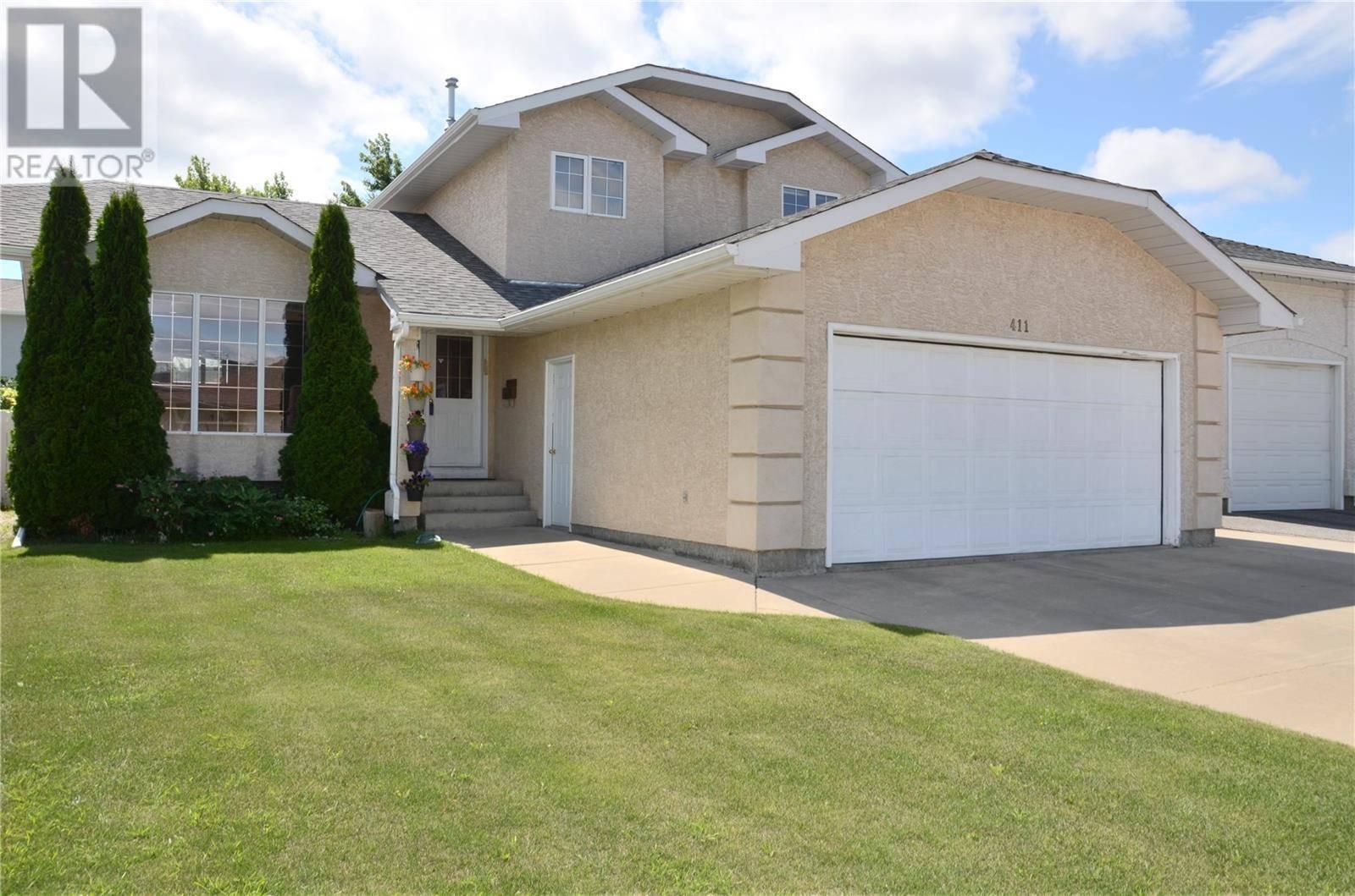 House for sale at 411 Blackshire Cres Saskatoon Saskatchewan - MLS: SK779156