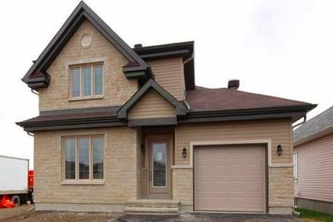 House for sale at 411 Denis St Wendover Ontario - MLS: 1143880