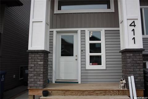 House for sale at 411 Ells Wy Saskatoon Saskatchewan - MLS: SK806427