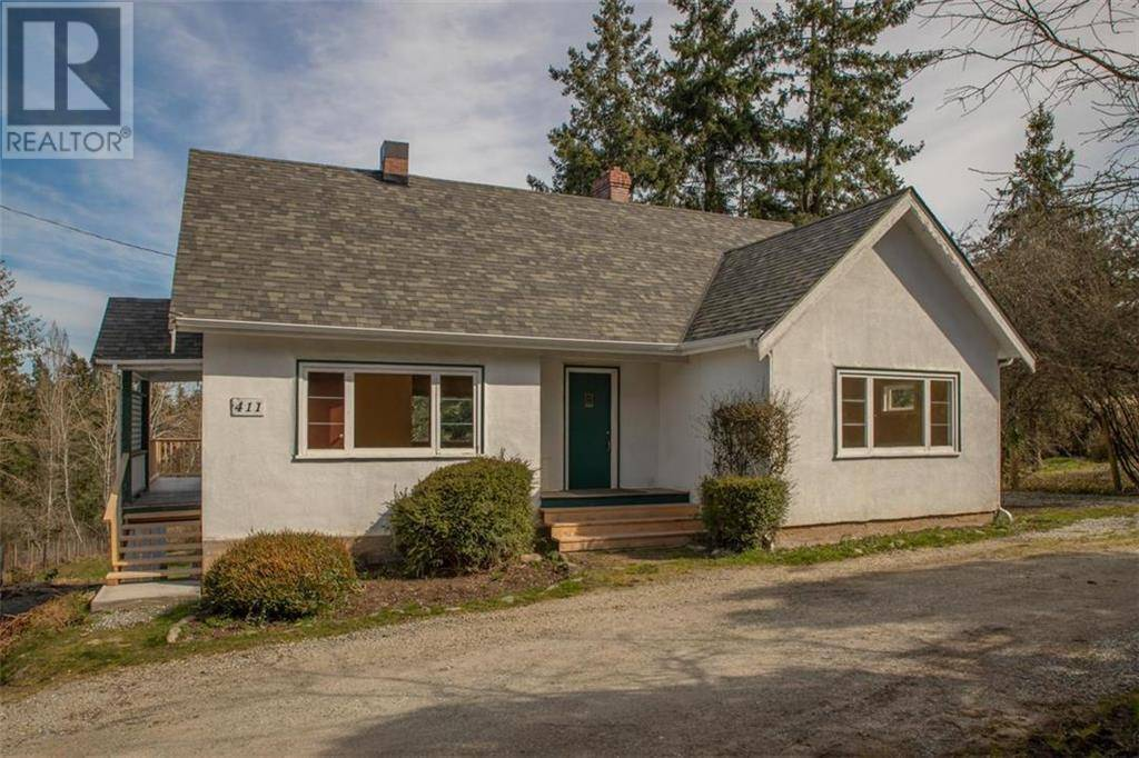 House for sale at 411 Fulford-ganges Rd Salt Spring Island British Columbia - MLS: 424096
