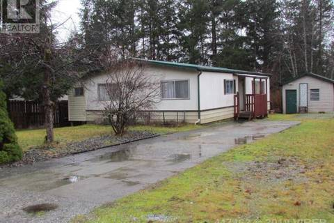 House for sale at 411 Golden Hinde Pl Gold River British Columbia - MLS: 447463
