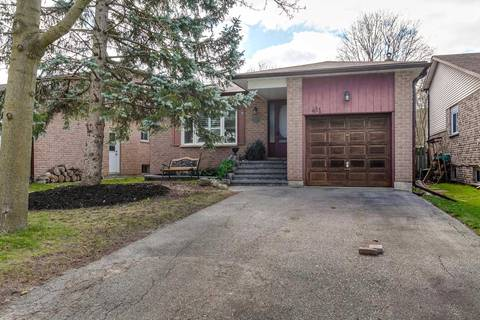 House for sale at 411 Grange Ct Oshawa Ontario - MLS: E4455864