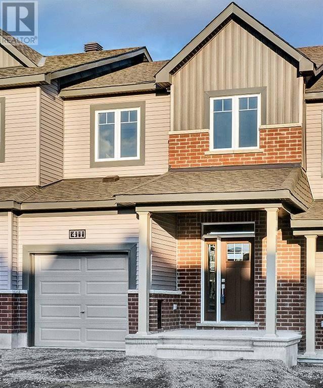 Townhouse for rent at 411 Kayak St Ottawa Ontario - MLS: 1176329