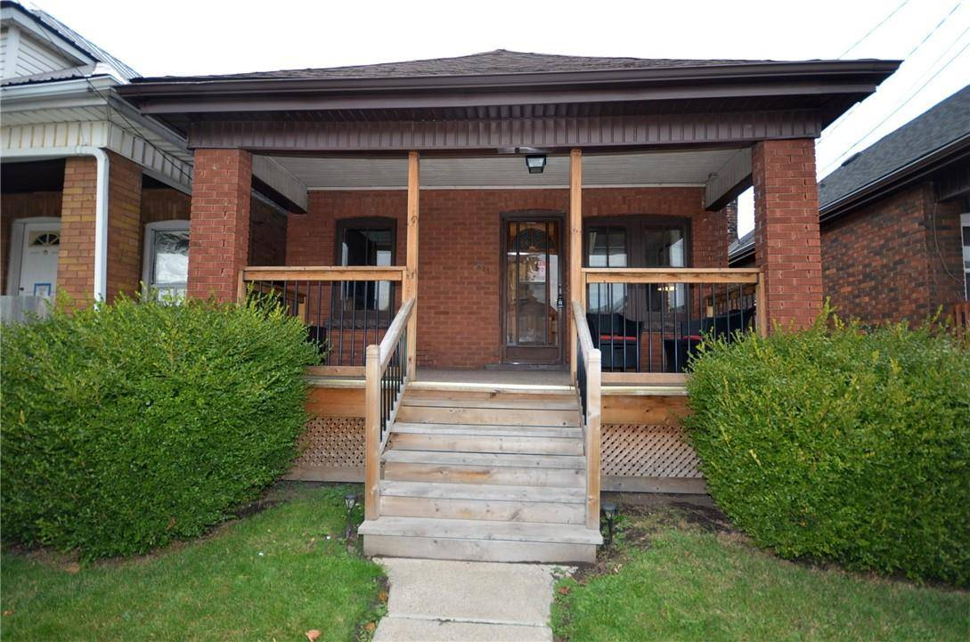 House for sale at 411 Paling Ave Hamilton Ontario - MLS: H4066090