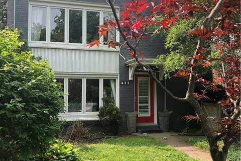 Townhouse for sale at 411 Pall Mall St London Ontario - MLS: 209698