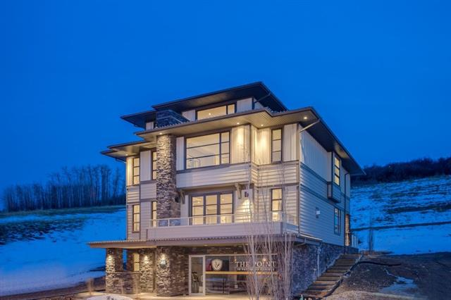 The Point In Patterson Heights Condos: 411 Patterson Boulevard Southwest, Calgary, AB