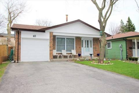House for sale at 411 Safari Dr Oshawa Ontario - MLS: E4390325