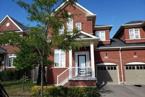 Townhouse for rent at 411 Savoline Blvd Milton Ontario - MLS: W4569561