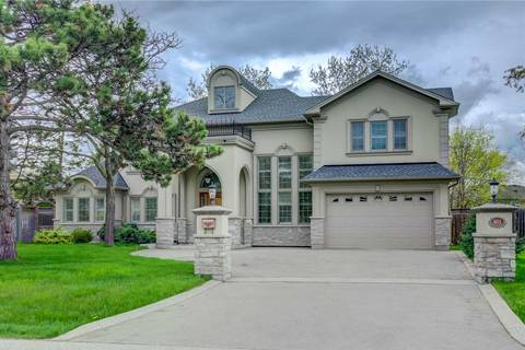 House for sale at 411 Seabourne Dr Oakville Ontario - MLS: W4452992
