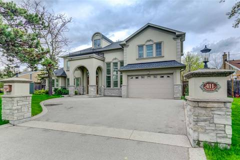 House for sale at 411 Seabourne Dr Oakville Ontario - MLS: W4474853