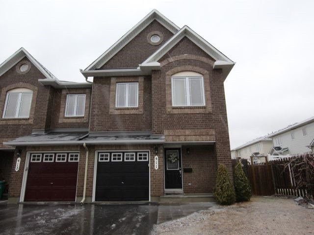 For Sale: 411 Sparkman Avenue, Ottawa, ON   3 Bed, 4 Bath Townhouse for $344,900. See 20 photos!