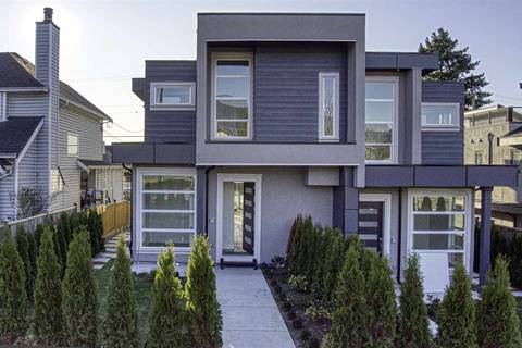 Townhouse for sale at 411 Keith Rd W North Vancouver British Columbia - MLS: R2439788