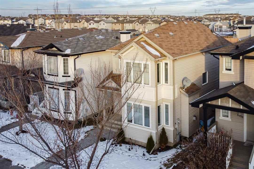 House for sale at 4110 158 Av NW Edmonton Alberta - MLS: E4223615