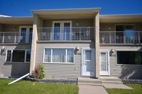 Townhouse for sale at 4110 63 Ave Lacombe Alberta - MLS: A1004588