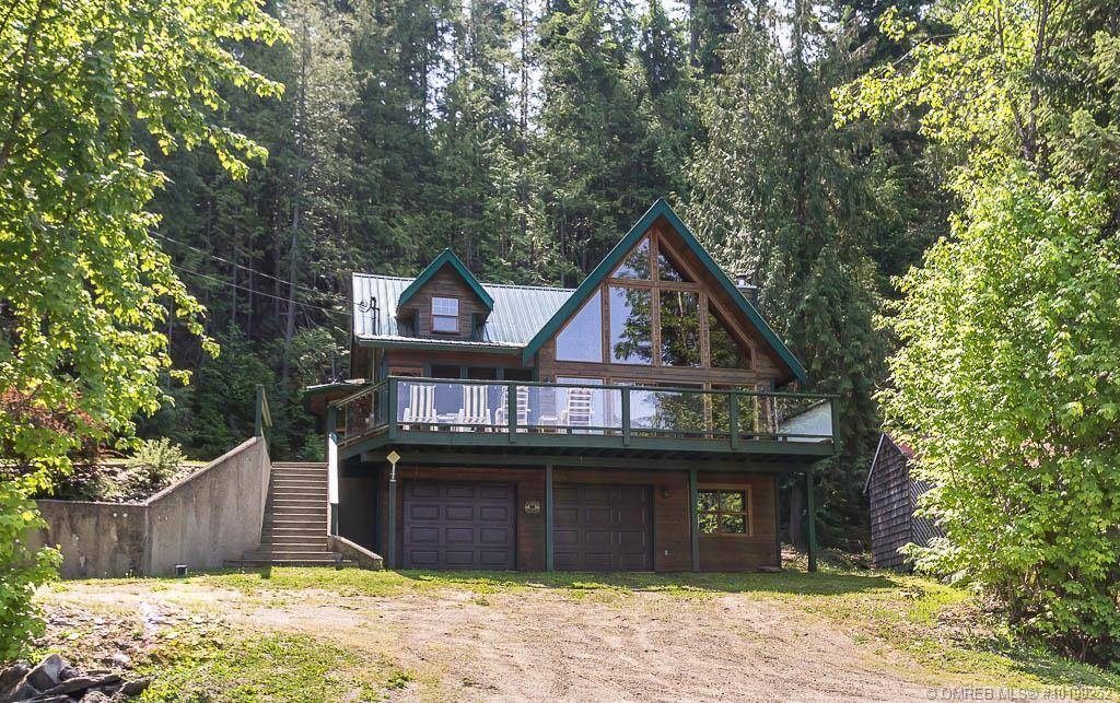 House for sale at 4110 Eagle Bay Rd Eagle Bay British Columbia - MLS: 10199252