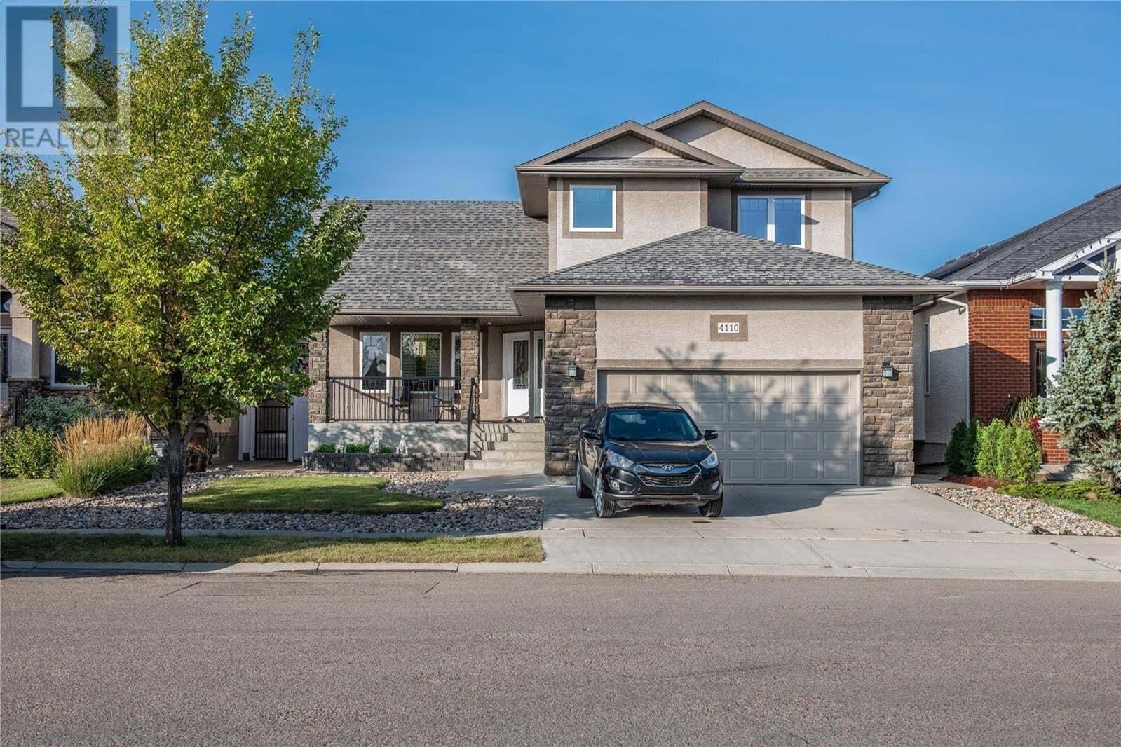 House for sale at 4110 Goldfinch Wy Regina Saskatchewan - MLS: SK826750