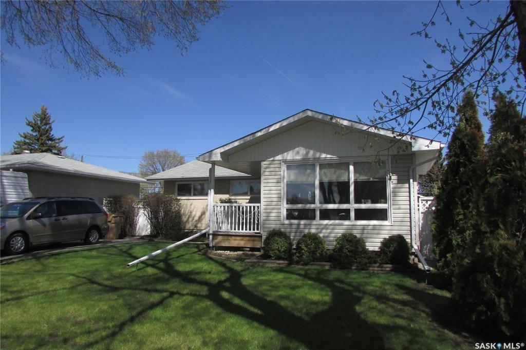 4111 Garnet Street, Regina — For Sale @ $329,000