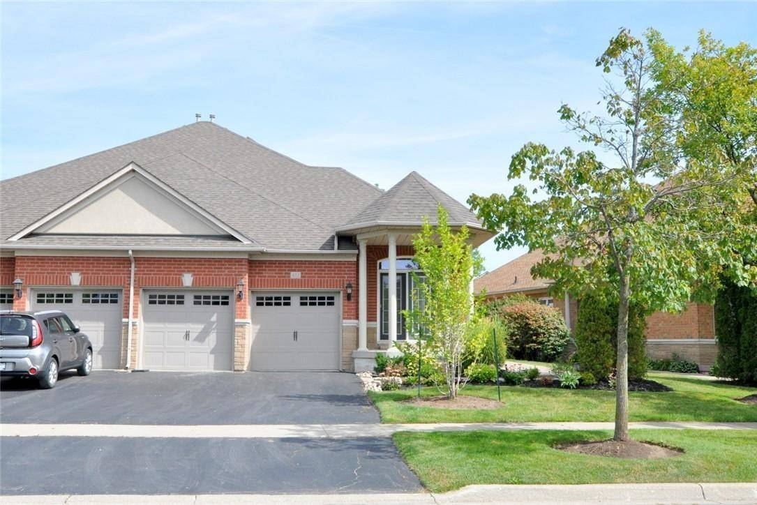 Townhouse for sale at 4111 Stonebridge Cres Burlington Ontario - MLS: H4069146