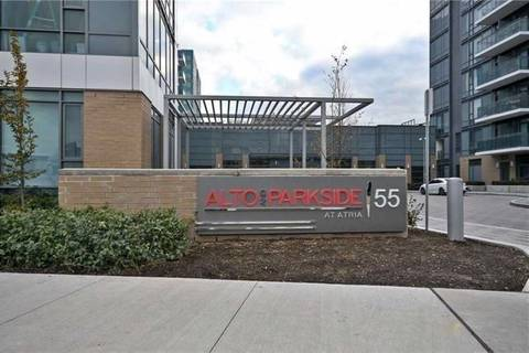 Apartment for rent at 55 Ann O'reilly Rd Unit 4112 Toronto Ontario - MLS: C4552507