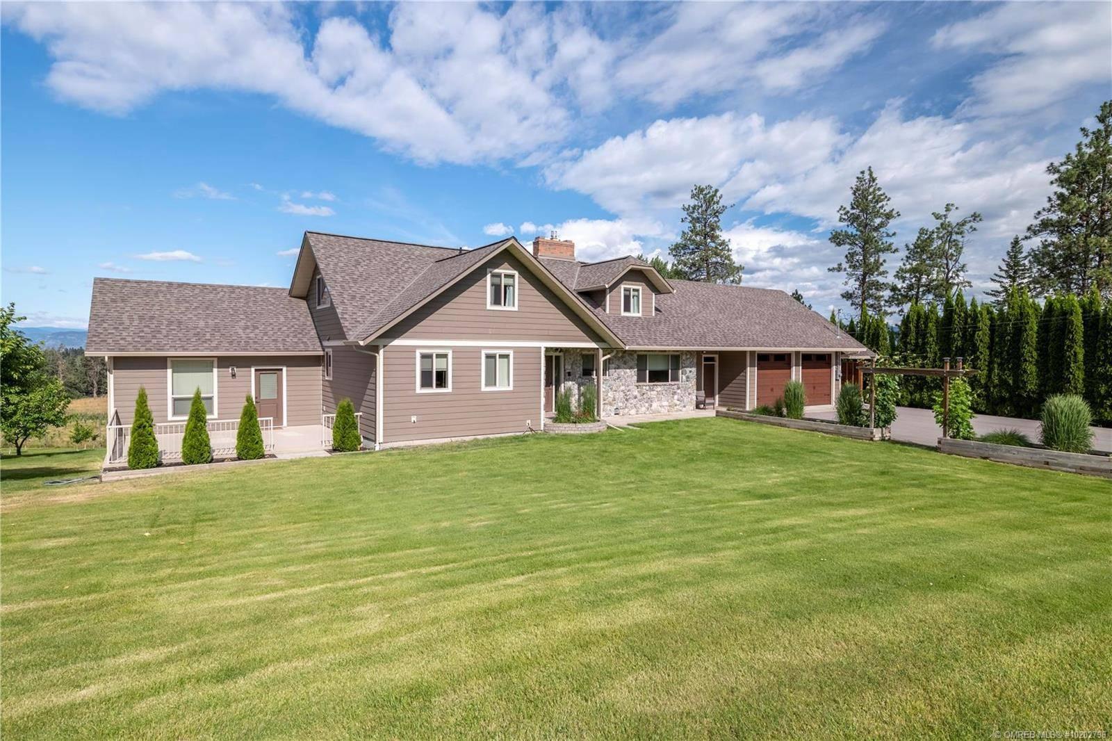House for sale at 4112 Lemky Rd Kelowna British Columbia - MLS: 10202796