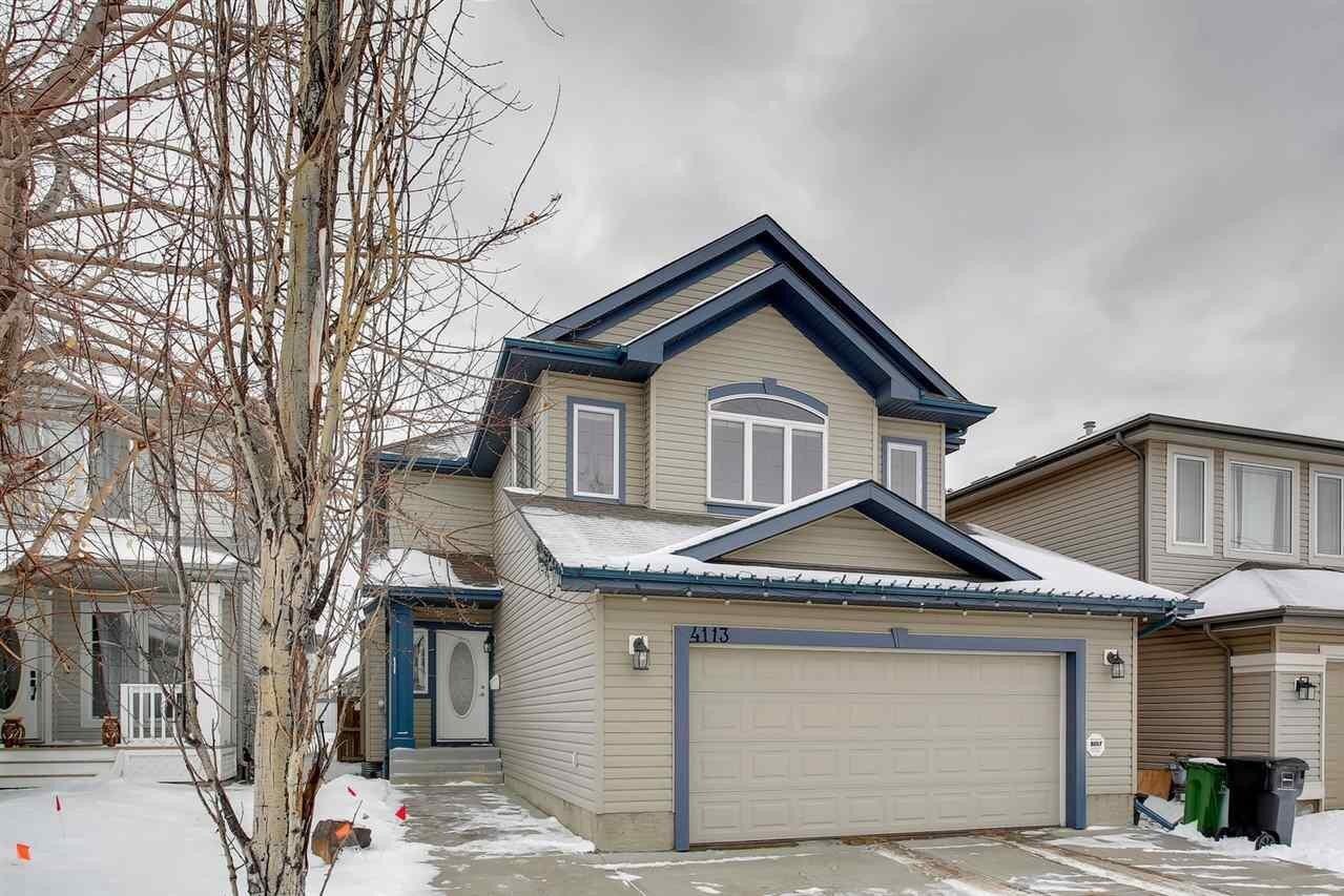 House for sale at 4113 158 Av NW Edmonton Alberta - MLS: E4221399