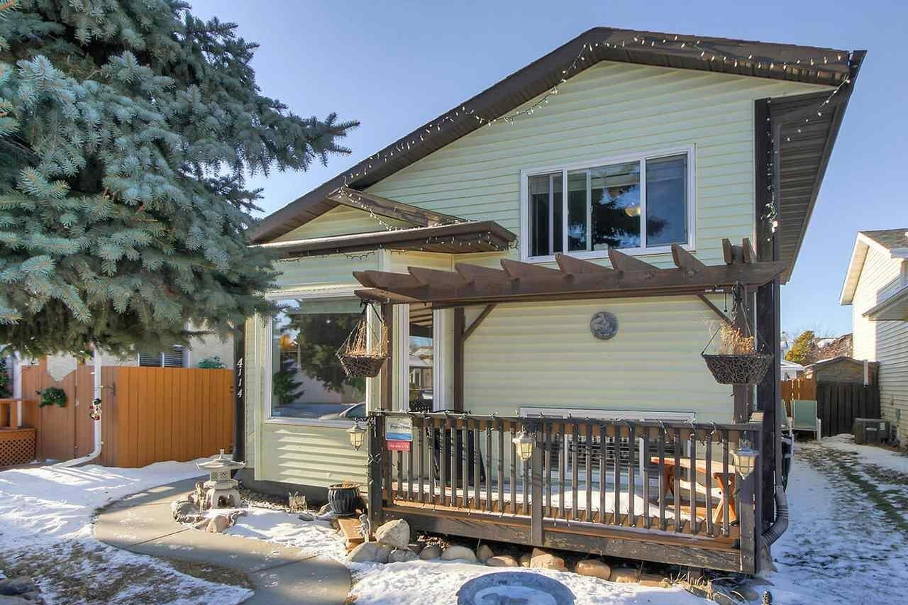 House for sale at 4114 37a St NW Edmonton Alberta - MLS: E4225632
