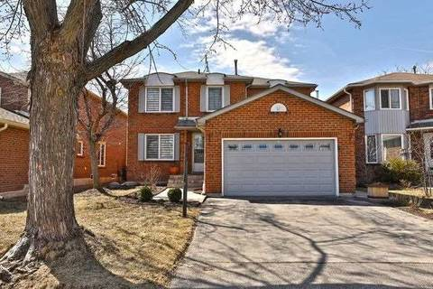 House for sale at 4114 Colonial Dr Mississauga Ontario - MLS: W4400790
