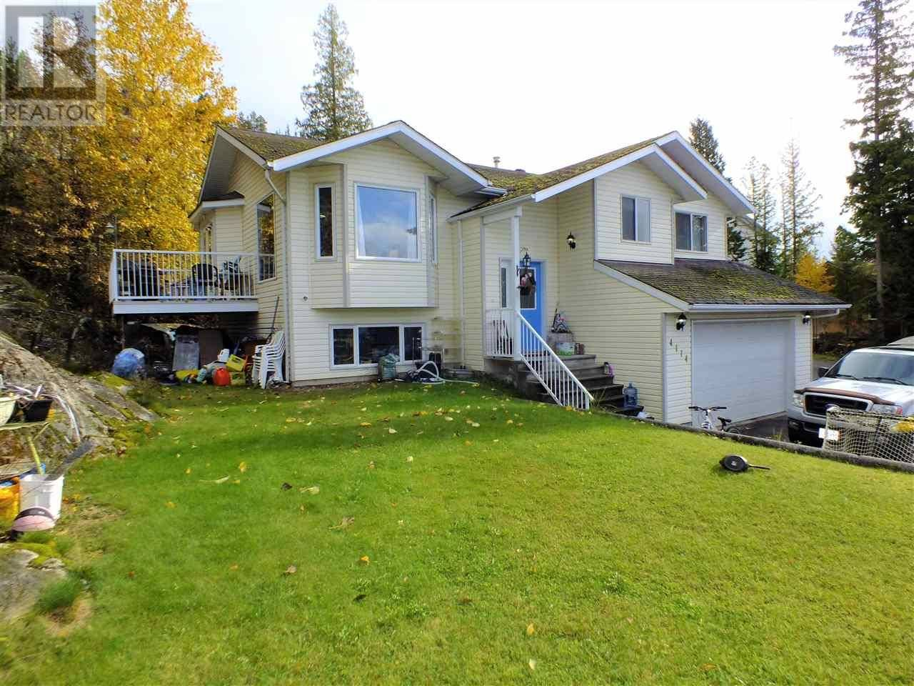 House for sale at 4114 Yeo St Terrace British Columbia - MLS: R2437910