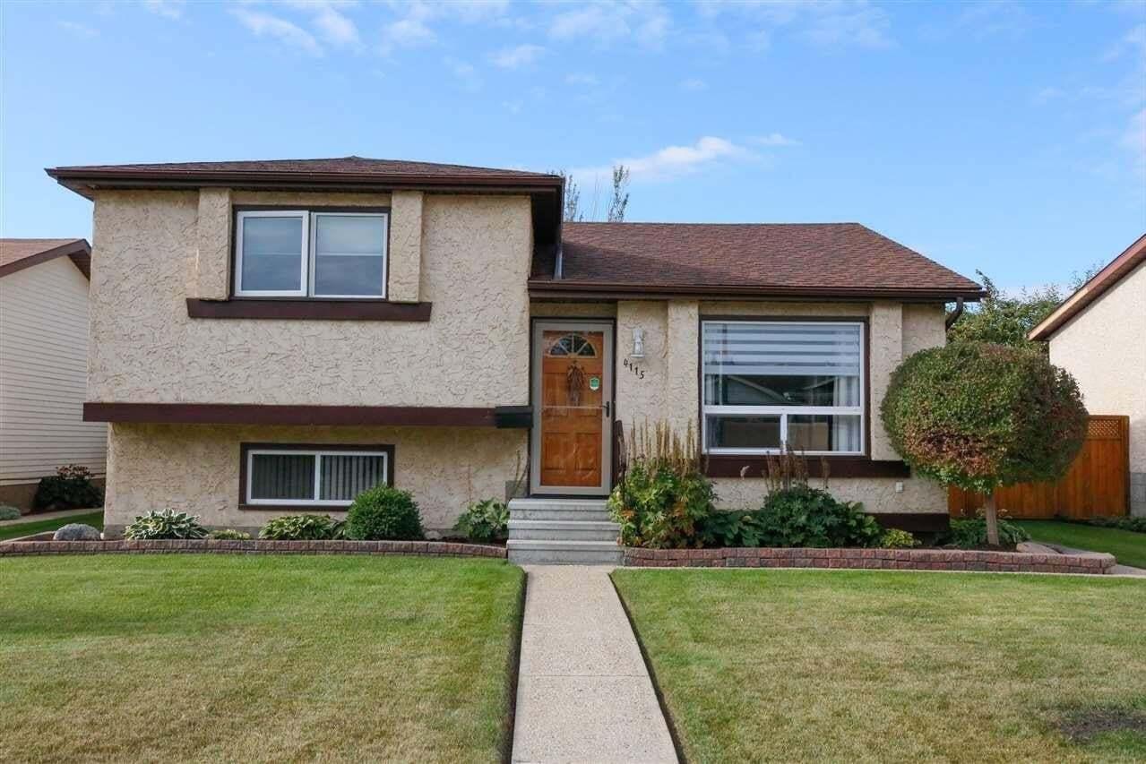 House for sale at 4115 27 Av NW Edmonton Alberta - MLS: E4215541