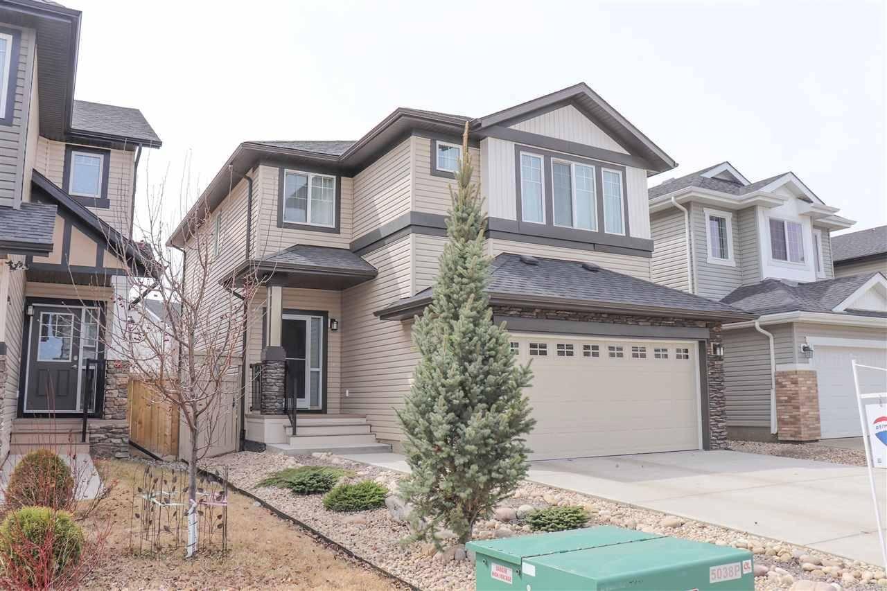 House for sale at 4115 Alexander Wy Sw Edmonton Alberta - MLS: E4194827