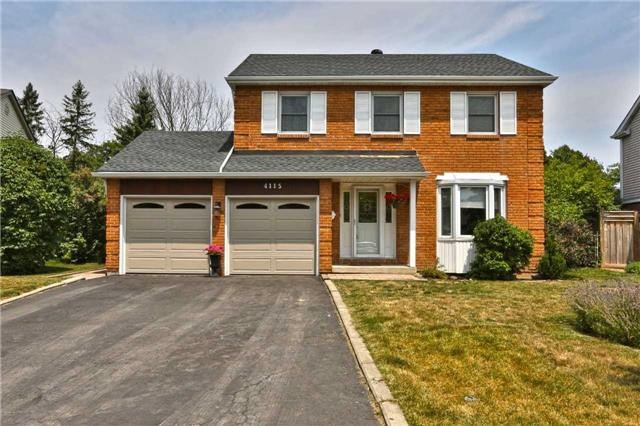 Sold: 4115 Rolling Valley Drive, Mississauga, ON