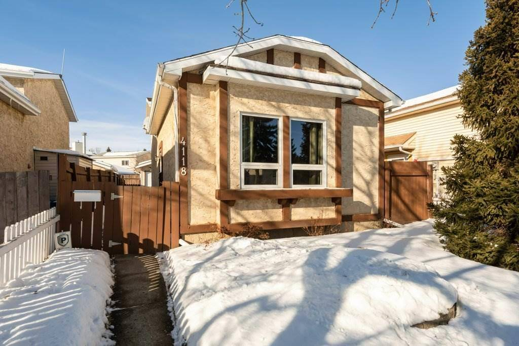House for sale at 4118 38 St Nw Edmonton Alberta - MLS: E4187047